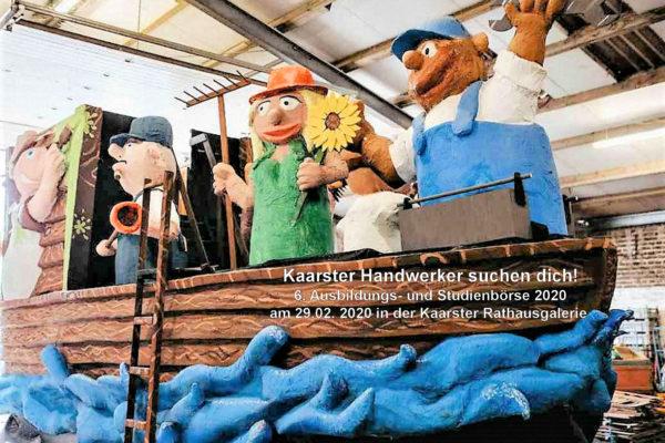 Handwerks Arche Text A+S Börse